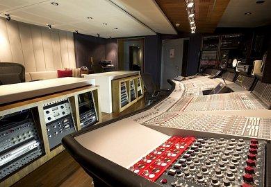 The Hospital Club Studios The Studio Map Uk