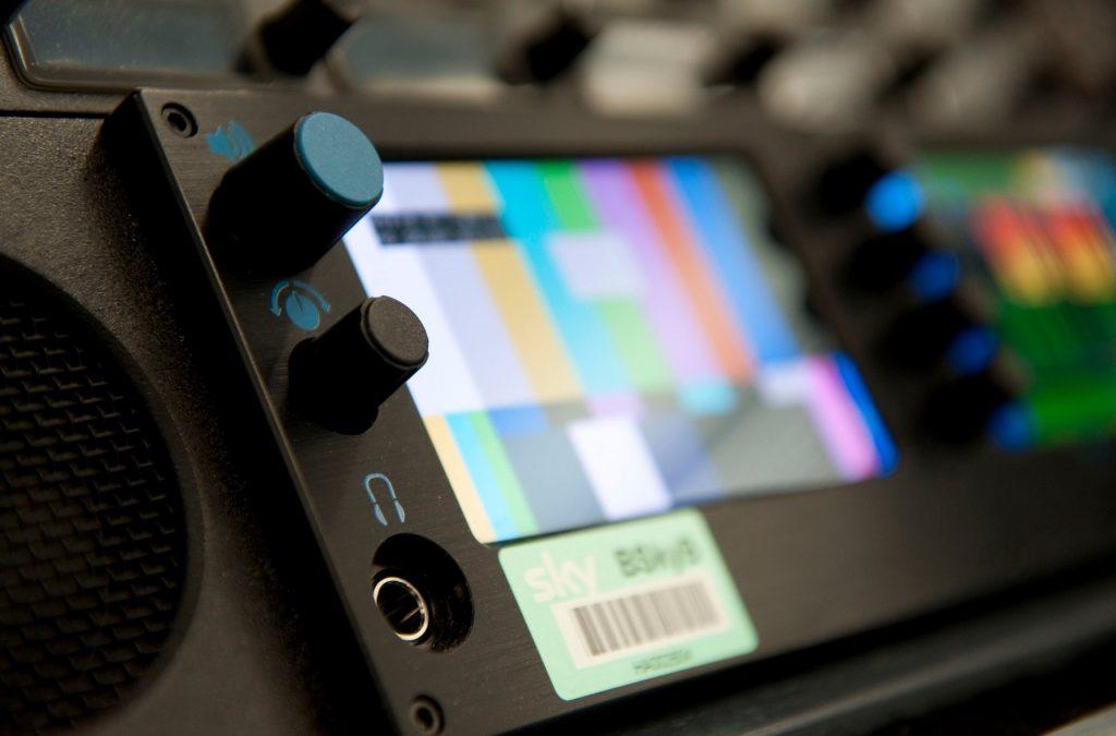 studio control panel