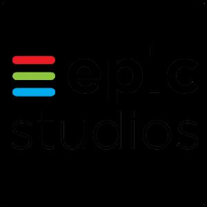 Epic logo black