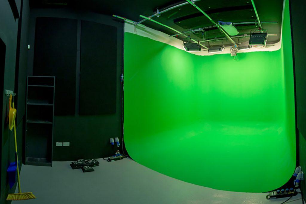 Kennington Film Studios view
